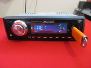 Автомагнитола  Pioneer 2000U  (USB,  SD,  FM,  AUX)