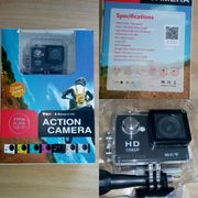 Экшн камера Action Cameras Waterproof Full HD 140* + WiFi    A ction C