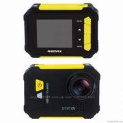 Экшн-камера Remax SD01 с экраном  Подбор аксессуаров,  чехлы,  защитные