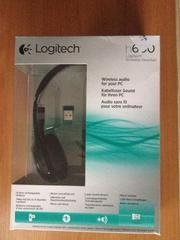Гарнитура беспроводная  наушники Logitech H600 новая