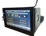 Автомагнитола 2Din 7023 GPS 7 Bluetooth. Пульт на руль.
