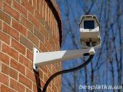 Установка видеонаблюдения,  сигнализации,  домофонов