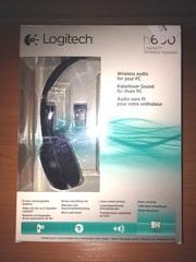 Logitech H600 наушники гарнитура беспроводная новая