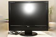 Продам ЖК монитор с ТВ-тюнером LG M208WA